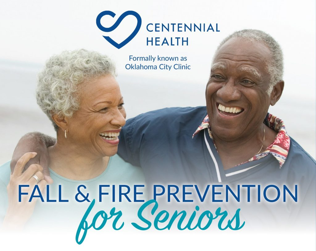 Fall & Fire Prevention for Seniors